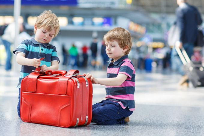 Luggage Strollers And Car Seats On A Plane Travel Guide Useful