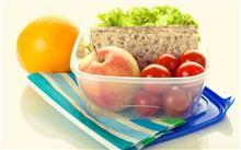 Jedzenie w bagażu podręcznym w samolocie