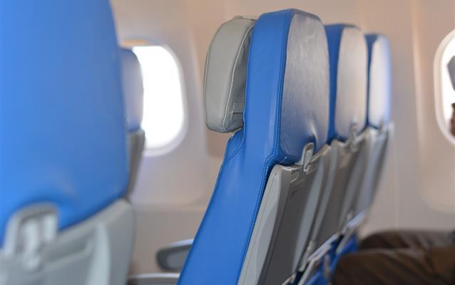 Uçakta yan yana koltuk seçimi