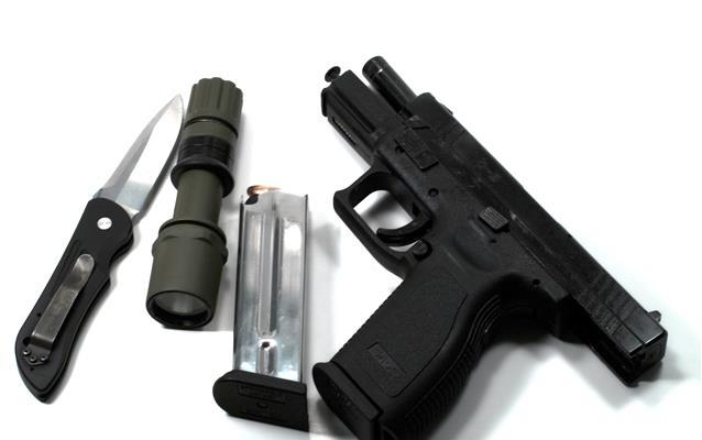 Transporte de armas de fuego