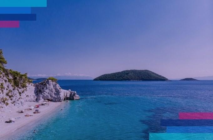 Skopelos - bujna roślinność z hollywoodzkim sznytem