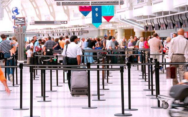 Jak probíhá odbavení na letišti krok za krokem?