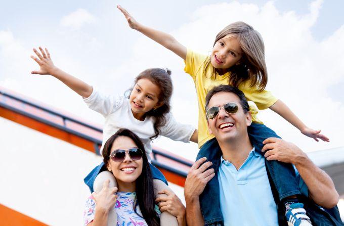 Gdzie lecieć na wakacje z dzieckiem?