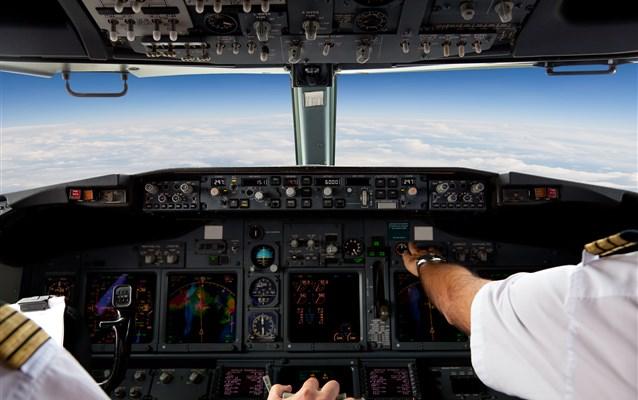 Cum pot vizita carlinga unui avion?