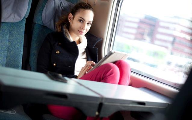 Udogodnienia w pociągach
