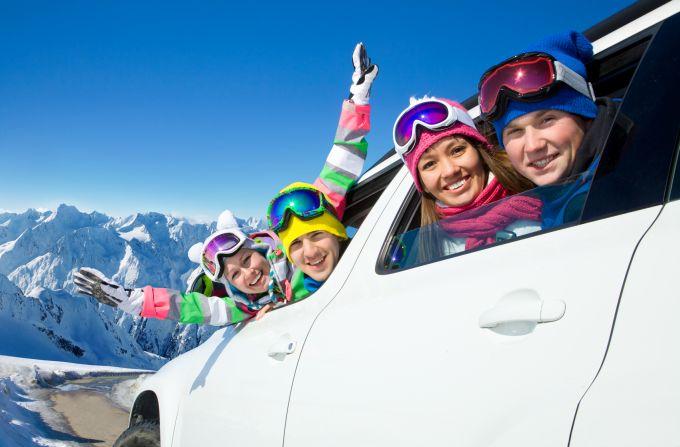 Reglementări de trafic în Austria