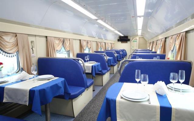 Czy we wszystkich pociągach dostępne są wagony restauracyjne?