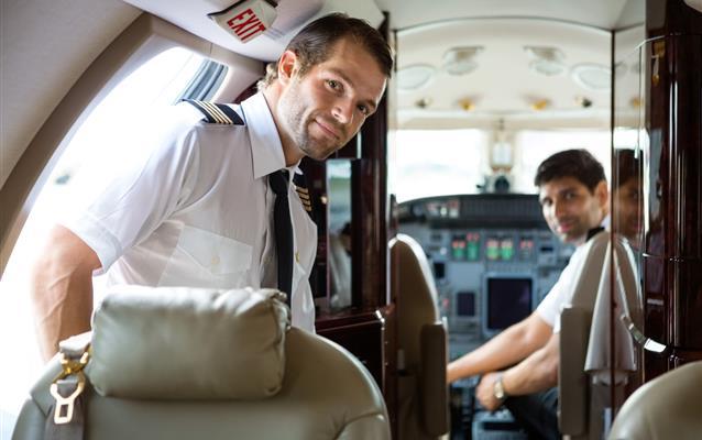 Jak zostać pilotem samolotu pasażerskiego?