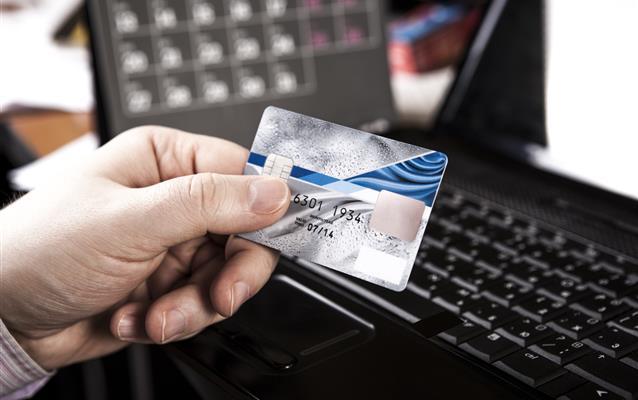 Plata biletului de avion prin cardul de credit