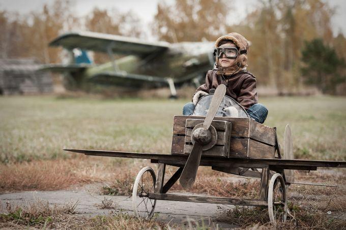 Kdo vynalezl letadlo?