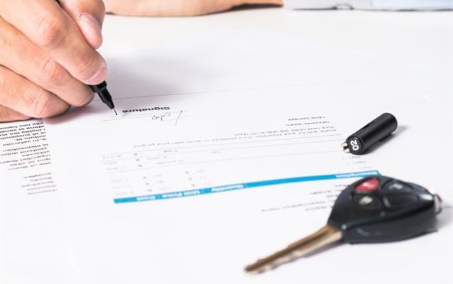 Защо подписвам договор при взимане на автомобила