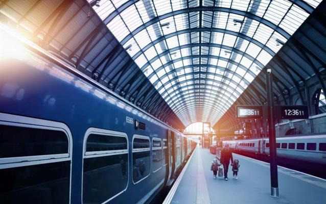 Połączenia kolejowe międzynarodowe