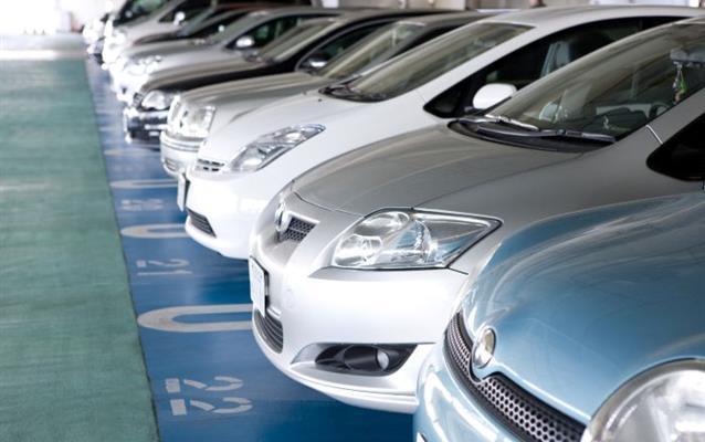 Kategorie samochodów do wynajęcia