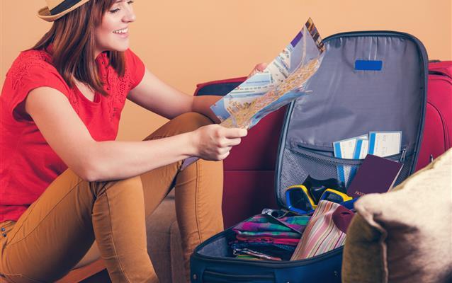 Equipaje: Tamaño y peso requeridos por aerolínea