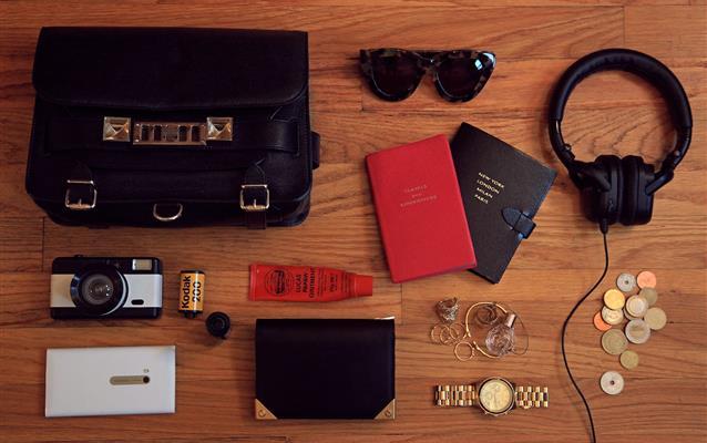 Artículos indispensables para viajar