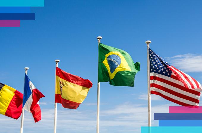 Países que exigem visto de turistas brasileiros