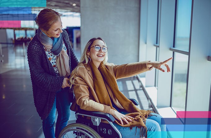 Special assistance at the airport: what is it and how to order it?