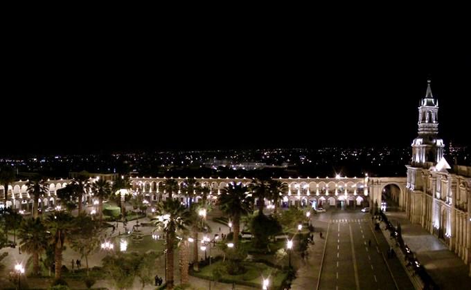 Arequipa… una increíble ciudad la cual visitar