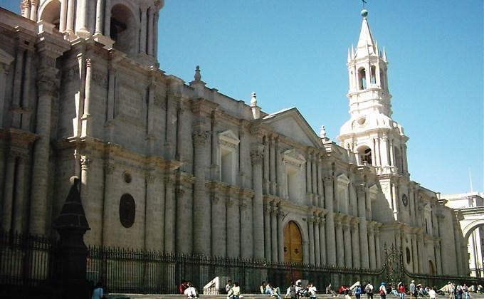 El museo de la Catedral de Arequipa, tesoro religioso