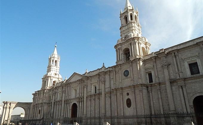 El Pasaje de la Catedral, vía del paladar y diversión de Arequipa
