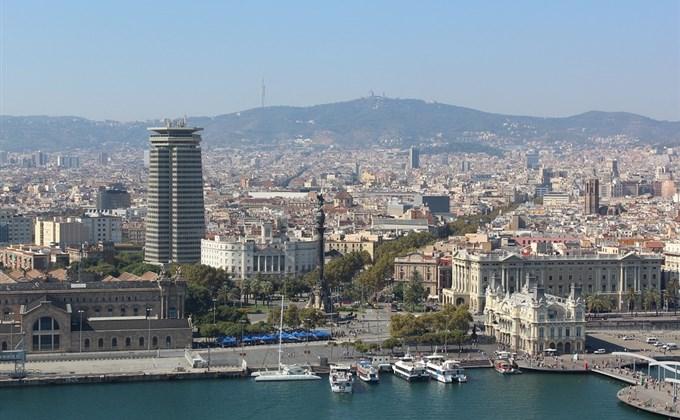 Barcelona, ciudad de ensueño