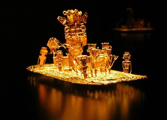 No lo dudes, conoce el magnífico Museo de Oro de Bogotá.