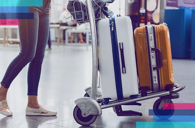 Багажът, пренасян в багажното отделение – регистриран багаж