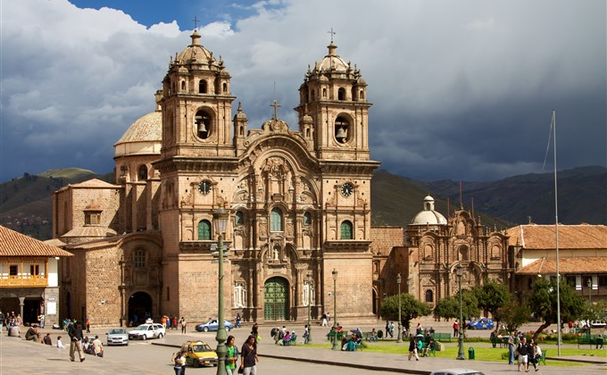 Cusco, ciudad imperial