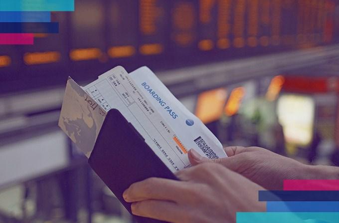Czy bilet lotniczy można odebrać na lotnisku?