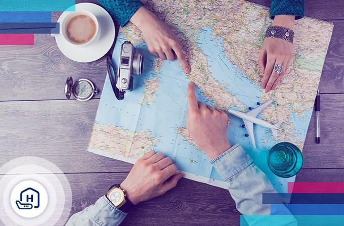 ¿Cubren los paquetes de Vuelo + Hotel todos los destinos?