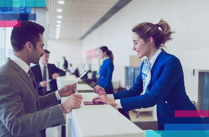 Czy Plan Podróży zawiera bilet lotniczy?