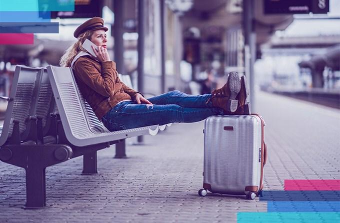 Czy w podróżach kolejowych obowiązuje odprawa biletowo-bagażowa?