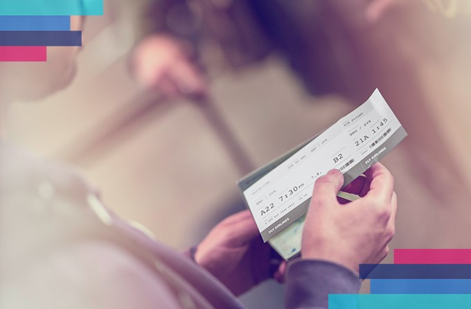 Трябва ли да разпечатам самолетния билет, застраховката или хотелския ваучер?