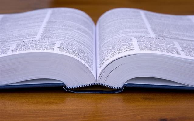 Dicționar de la A la Z