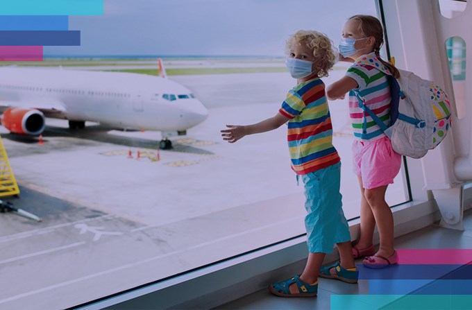 Travelling with kids during the pandemic
