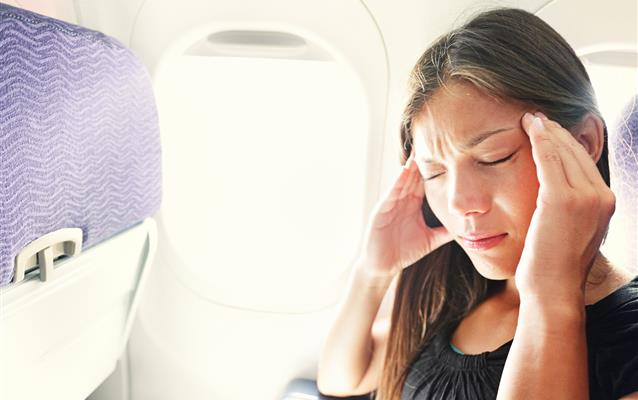 Uçuş sırasında bulantı