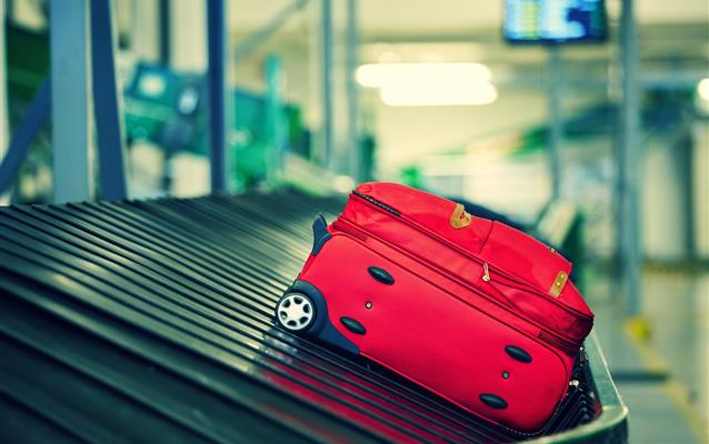 Uçuştan sonra bagaj alımı