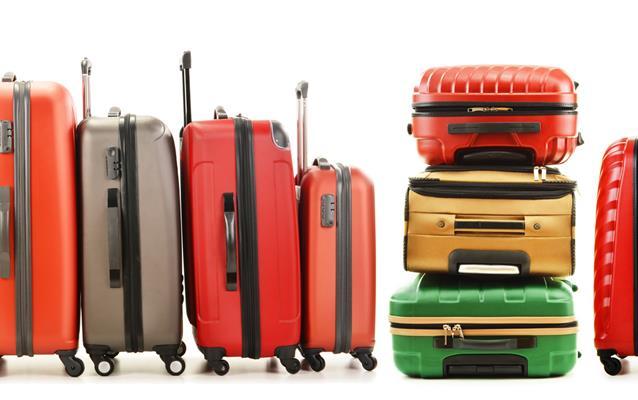 Dodatečná zavazadla a hmotnostní limity