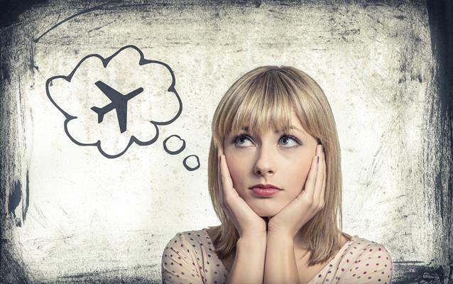 How to conquer the fear of flying?