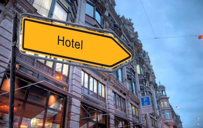 Avaliação dos padrões do hotel