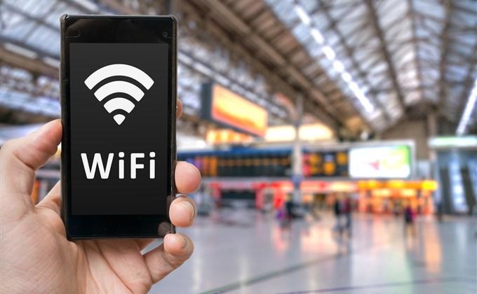 Senhas de internet wi-fi para aeroportos em todo o mundo