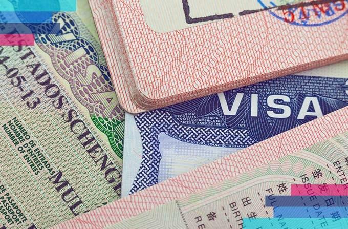 Страни, за които се изисква виза