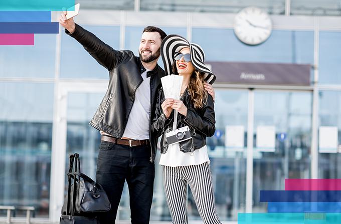 10 dicas para a primeira viagem de avião