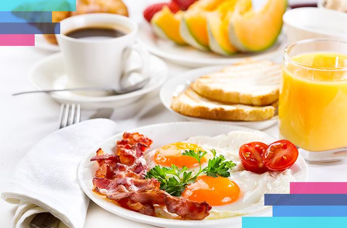 Tipos de café da manhã