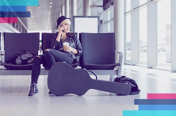 Превоз на специален багаж в самолета