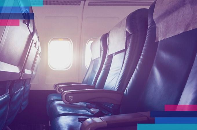Избор на съседни места в самолета