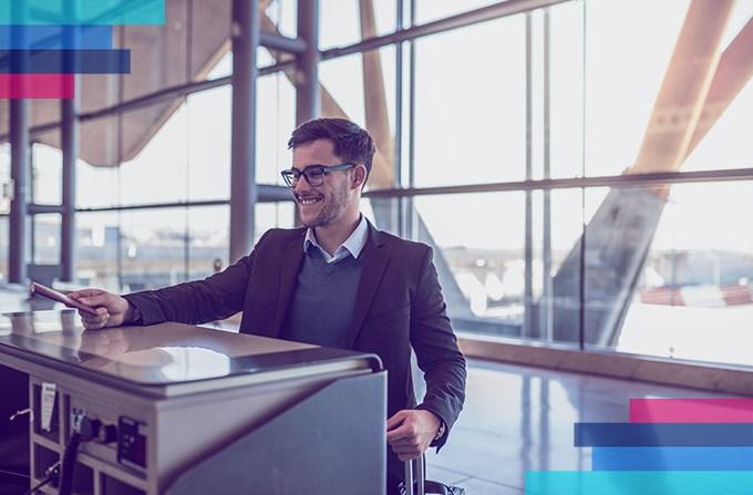 Какво е регистрация на летището
