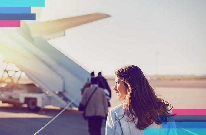 Jak zarezerwować lot samolotem?