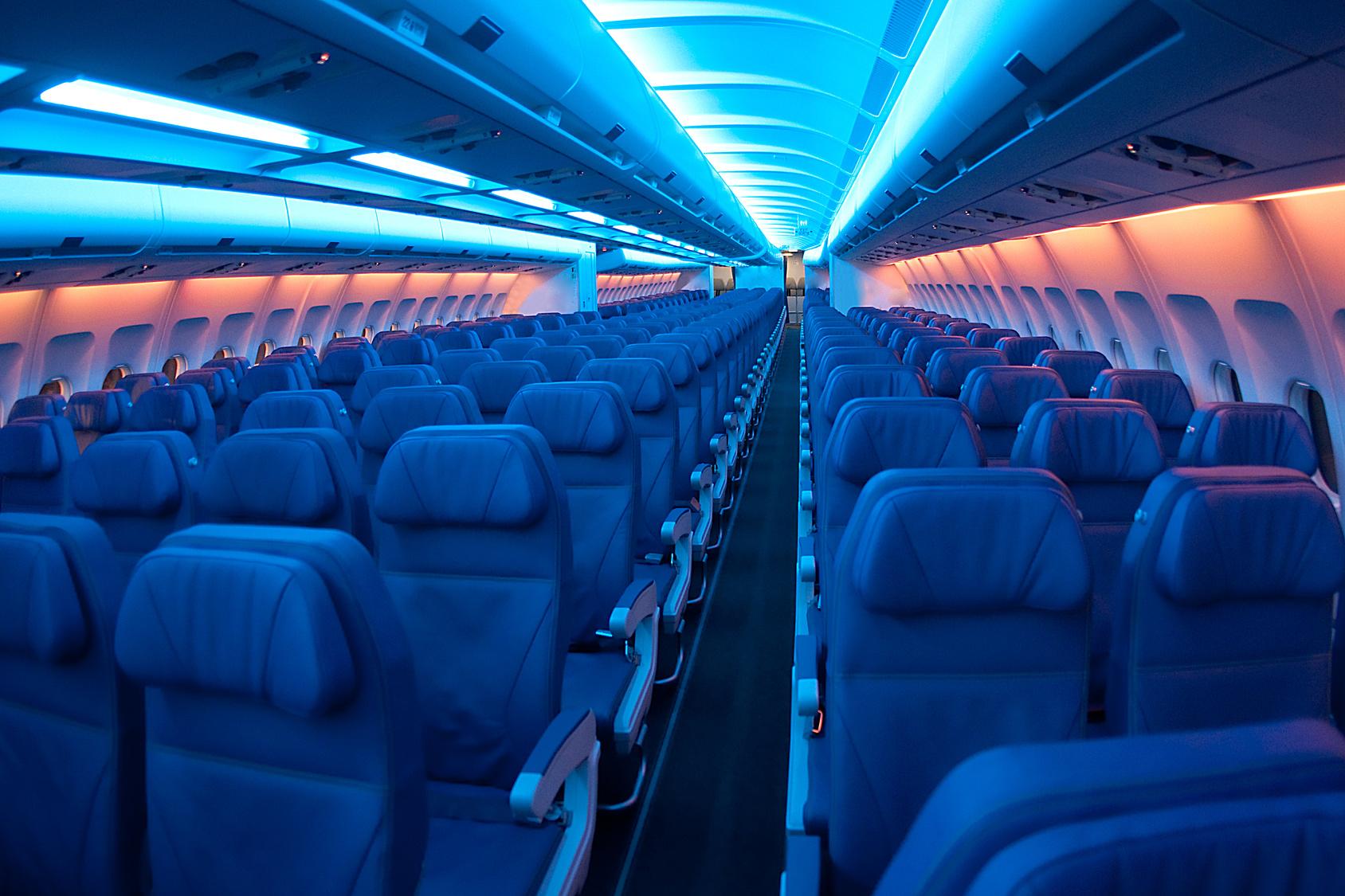 ¿Cómo elegir asiento en el avión?