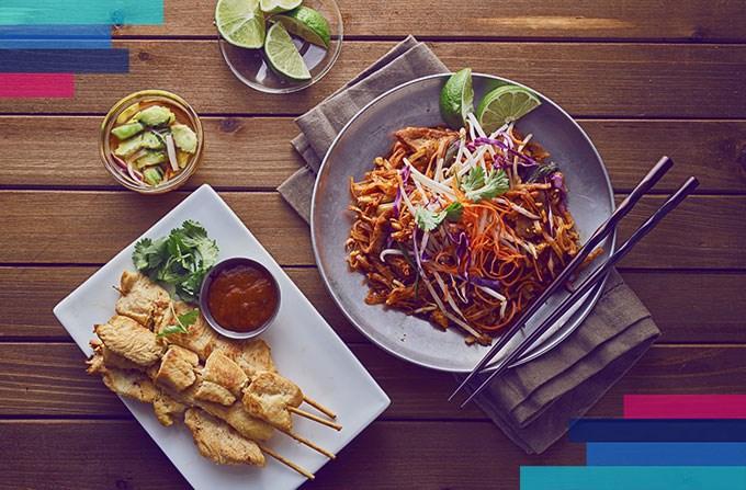 TOP 5 najlepszych dań kuchni tajskiej